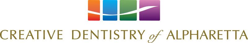 creative dentistry of alpharetta logo