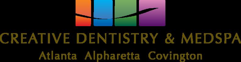 creative dentistry and medspa logo